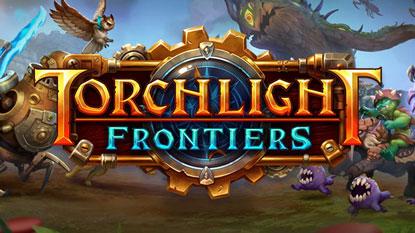 Bejelentették a Torchlight Frontierst