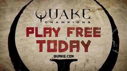 Quake Champions: mostantól mindenki számára ingyenes
