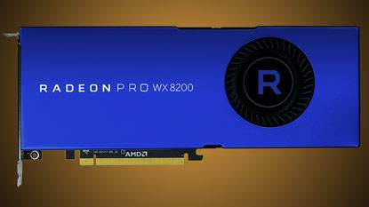 Bemutatkozott az AMD Radeon Pro WX 8200
