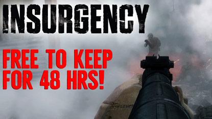 Ingyenesen beszerezhető az Insurgency