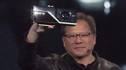 Az Nvidia leleplezte a Turing architektúrát
