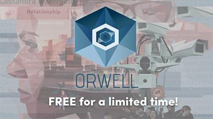 Ingyenesen beszerezhető az Orwell