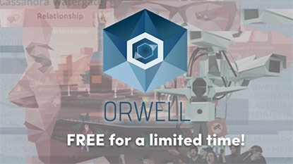 Orwell is free for a limited time