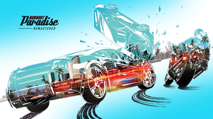 Hamarosan PC-re is megjelenik a Burnout Paradise Remastered