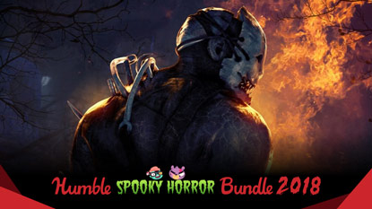 Itt a Humble Spooky Horror Bundle 2018 cover