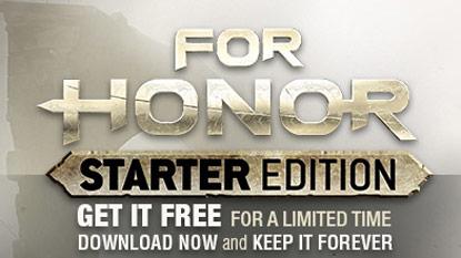 Ismét ingyenes a For Honor Starter Edition