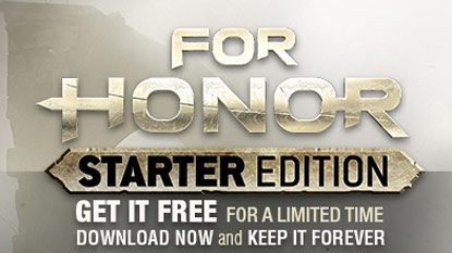 For Honor Starter Edition is currently free on PC