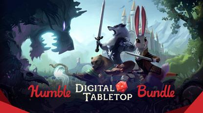 Itt a Humble Digital Tabletop Bundle cover
