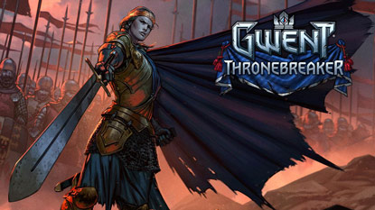 Gwent: különálló játékként jelenik meg a Thronebreaker mód cover