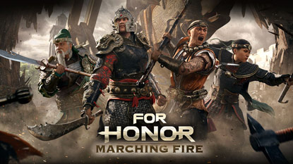 For Honor: hamarosan elrajtol a Marching Fire nyílt bétatesztje