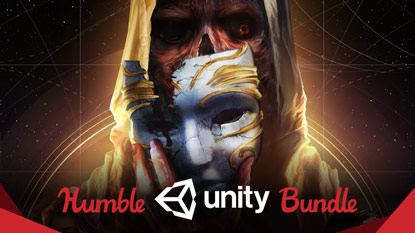 Itt a Humble Unity Bundle cover