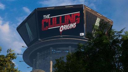 Visszatért a The Culling cover