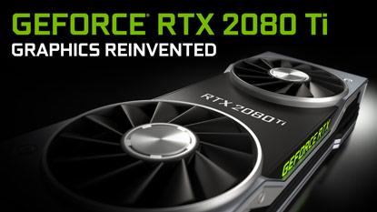 Egy hetet késik az RTX 2080 Ti