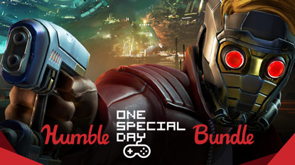 The Humble One Special Day Bundle is now live