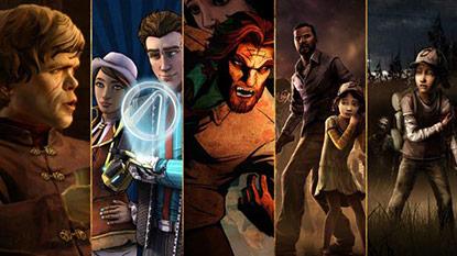 Bezár a Telltale Games