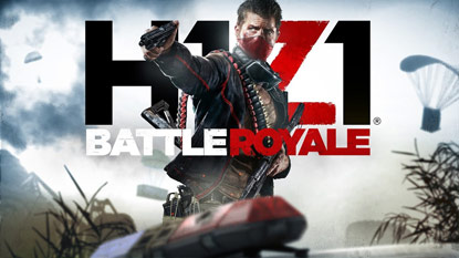 H1Z1-ből Z1 Battle Royale