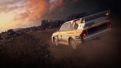 Bejelentették a DiRT Rally 2.0-át