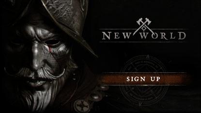 New World: csatlakozz az Amazon MMO-jának alfatesztjéhez