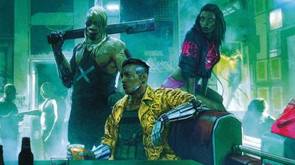 Már 2019-ben megjelenhet a Cyberpunk 2077