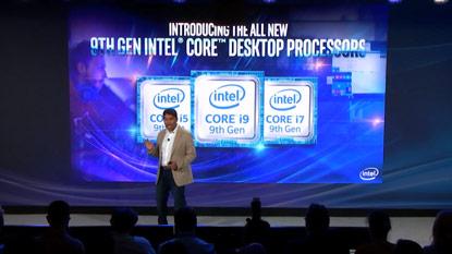 Az Intel leleplezte új asztali processzorait