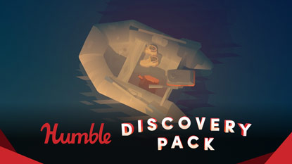 The Humble Discovery Pack is now live cover