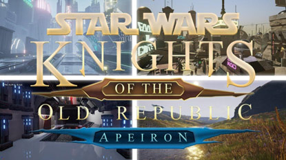 Nem készülhet el a Knights of the Old Republic remake