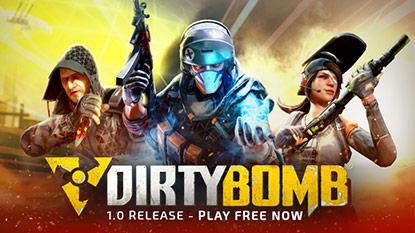 Dirty Bomb: leállítják a fejlesztést