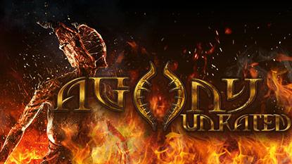 Hivatalos: jön az Agony Unrated cover