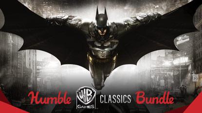 Itt a Humble WB Games Classics Bundle cover