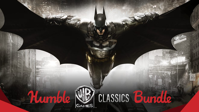 The Humble Wb Games Classics Bundle Is Live System Requirements