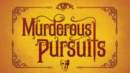 Ingyenesen beszerezhető a Murderous Pursuits