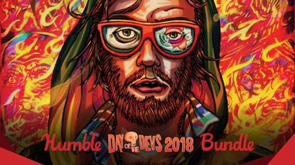 Itt a Humble Day of the Devs Bundle 2018