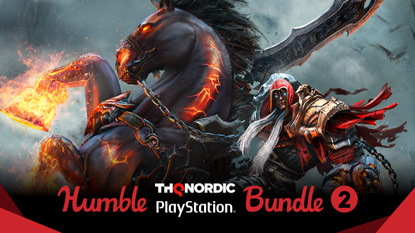 The Humble THQ Nordic PlayStation Bundle 2 is live