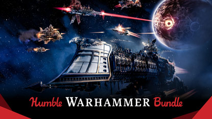The Humble Warhammer Bundle is now live