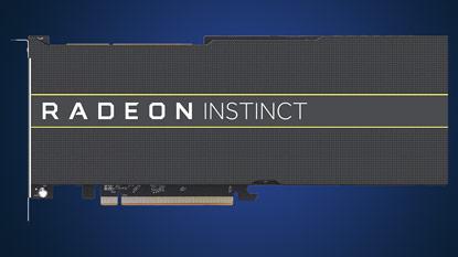 Az AMD leleplezte a világ első 7 nm-es GPU-it