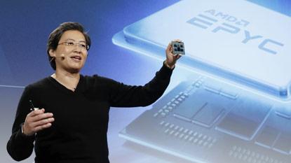 Az AMD bemutatta a 7 nm-es EPYC Rome CPU-t, közeledik a Zen 3 és Zen 4