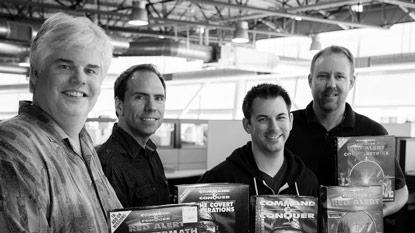Command & Conquer: az eredeti fejlesztőcsapat készíti a remastereket