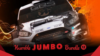The Humble Jumbo Bundle 12 is now live