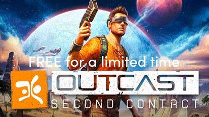 Outcast: Second Contact is free for a limited time cover