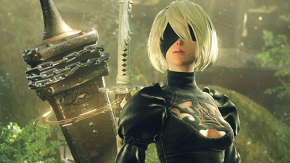 Jön a NieR: Automata Game of the YoRHa Edition