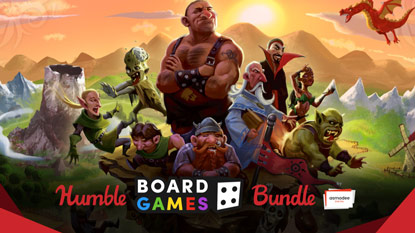 The Humble Board Games Bundle is live