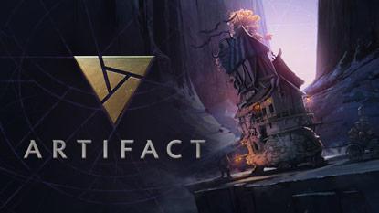 Megjelent a Valve új játéka, az Artifact