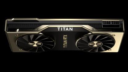 Jön a Titan RTX