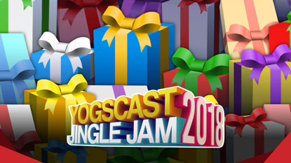 The Yogscast Jingle Jam 2018 Bundle is live