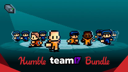 The Humble Team17 Bundle is now live