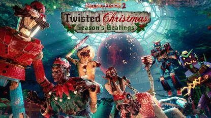 Killing Floor 2: téli frissítés, a Badass Santa visszavág