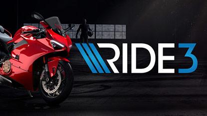 Ride 3 nyereményjáték