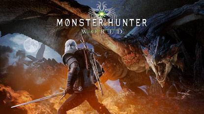 Monster Hunter: World - új kiegészítő jön, Ríviai Geralttal is játszhatunk