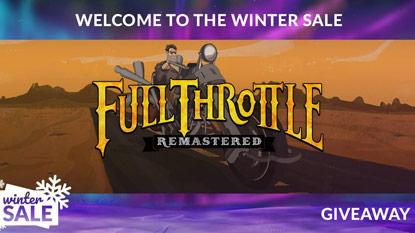 Ingyenesen beszerezhető a Full Throttle Remastered