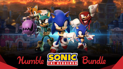 Humble Sonic Bundle live now